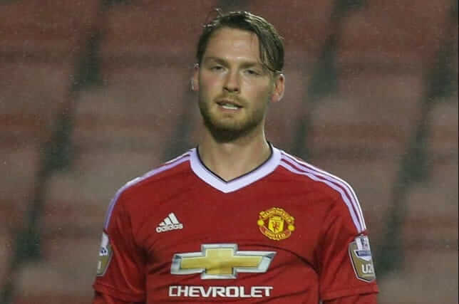 Nick Powell - Manchester United