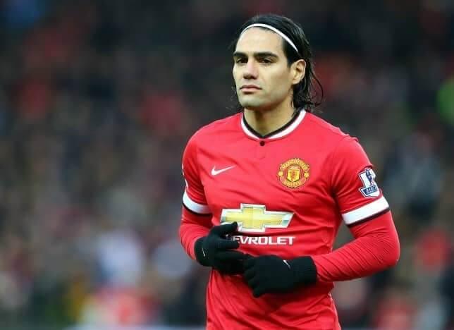 Radamel Falcao - Manchester United
