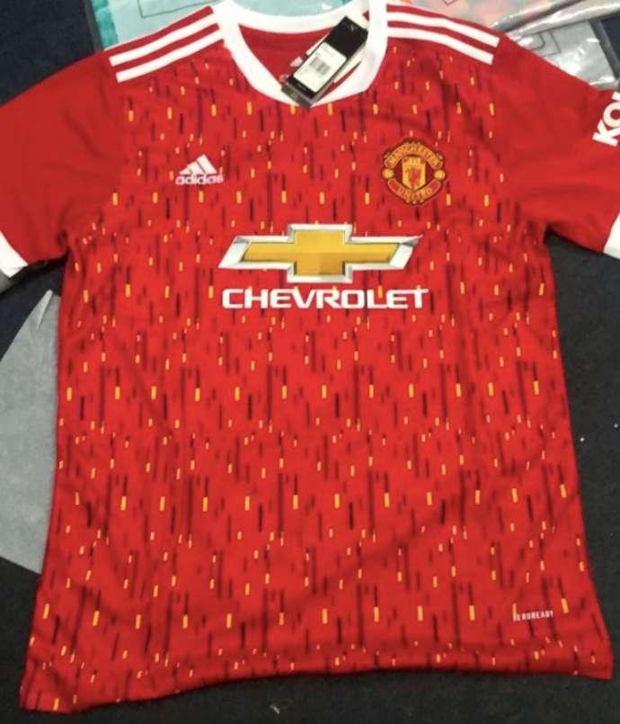 Manchester United Jersey Leak
