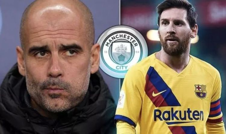 Pep Guardiola-Lionel Messi