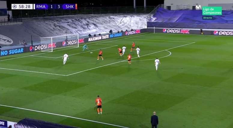 Luka Modric Goal Against Shakhtar Donetsk