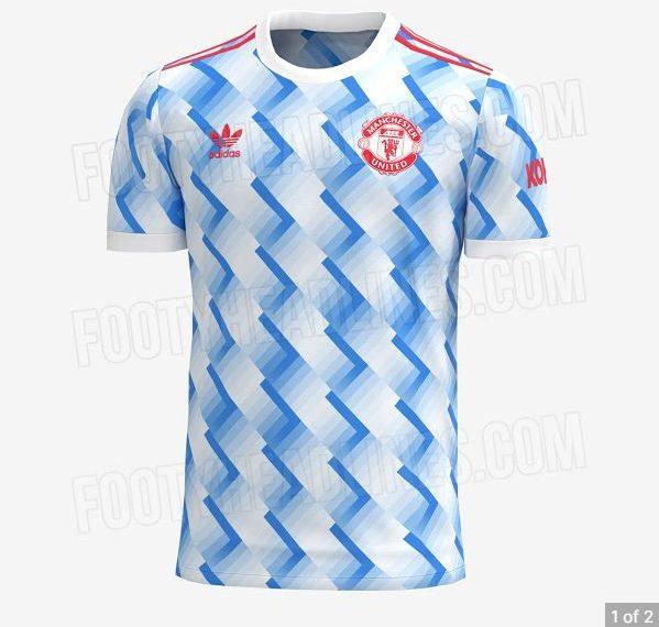 Manchester United 2021/22 Away Kit Leaked
