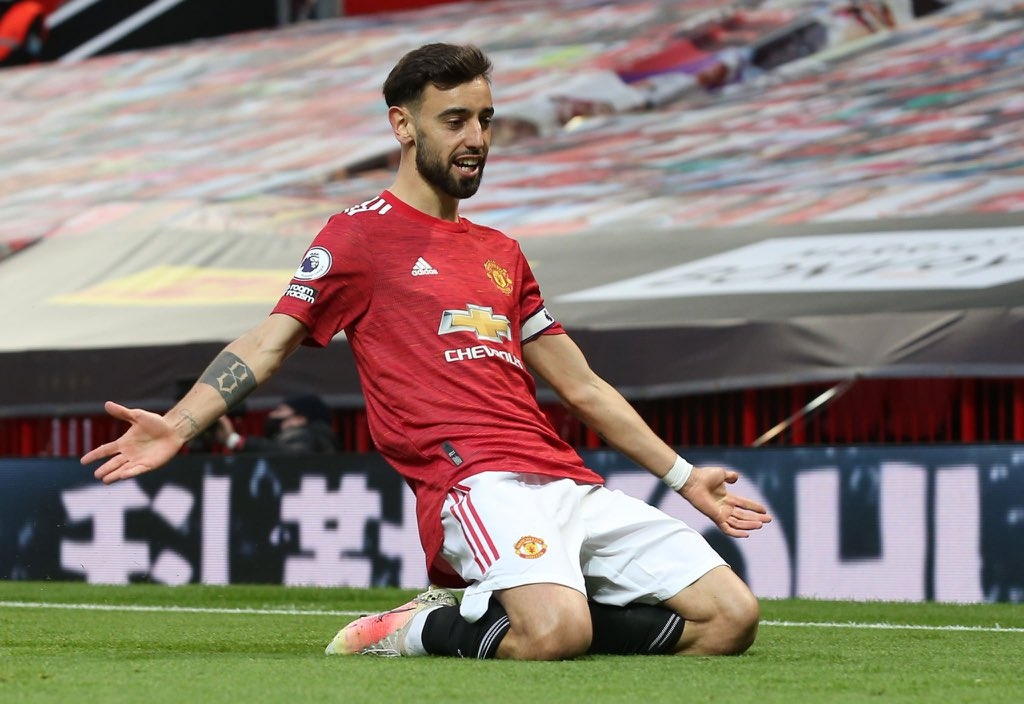 Bruno-Fernandes New Contract At Manchester United