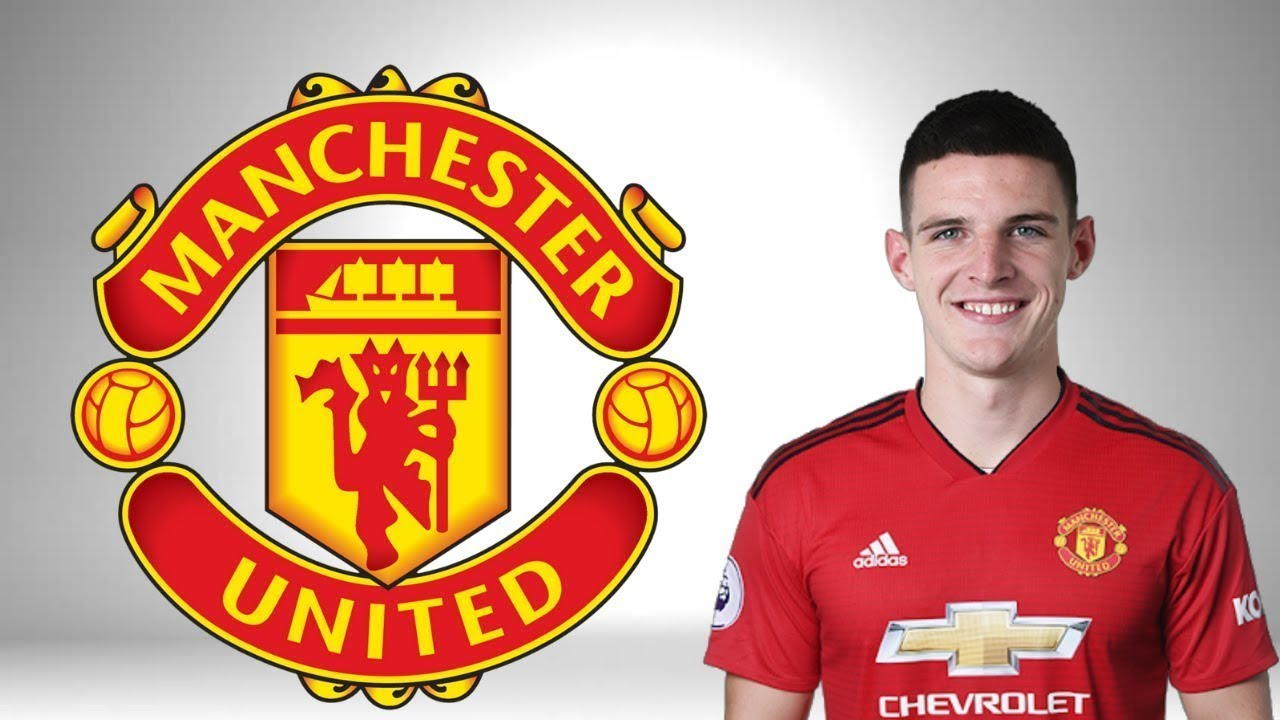 Declan Rice to Manchester United