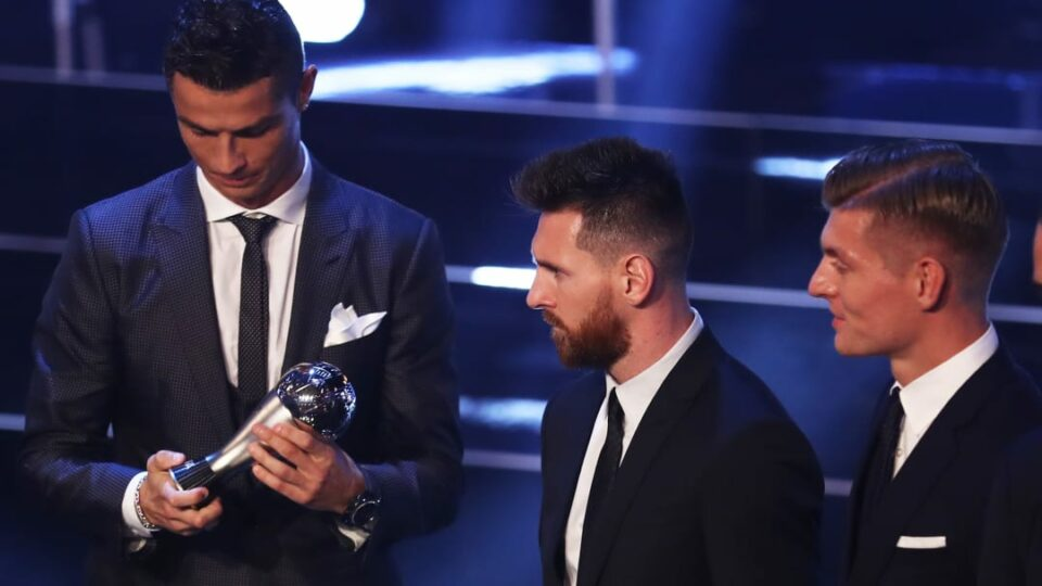 Toni Kroos Reveals His Choice Between Cristiano Ronaldo and Lionel Messi