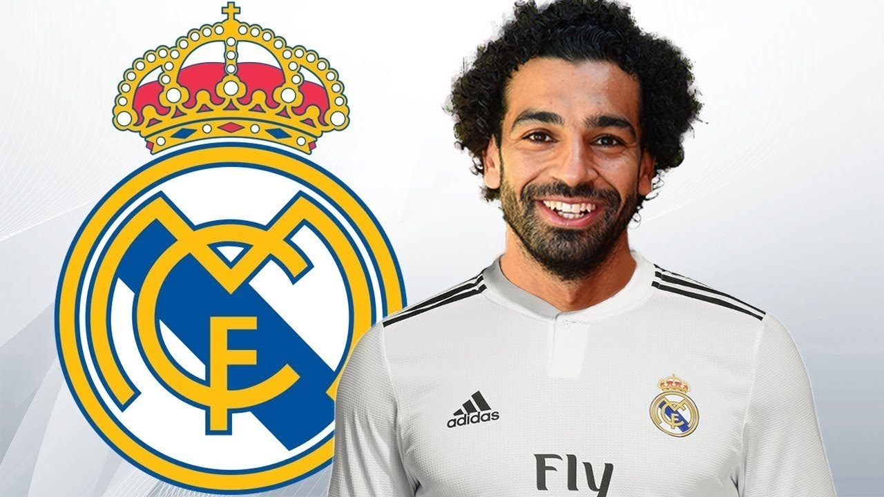 Salah to Real Madrid