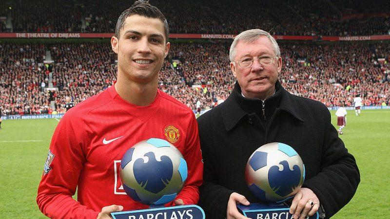 Cristiano Ronaldo-Ferguson